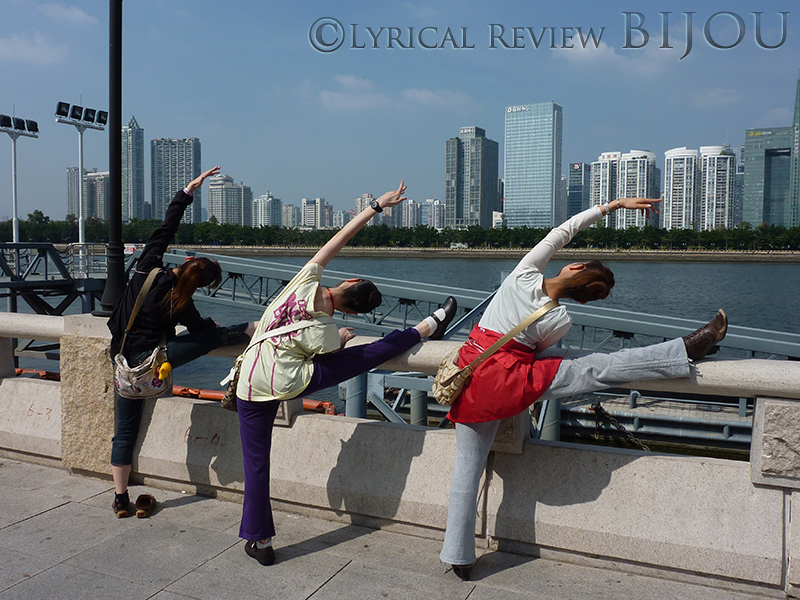 2011年 中国・広東省公演 3